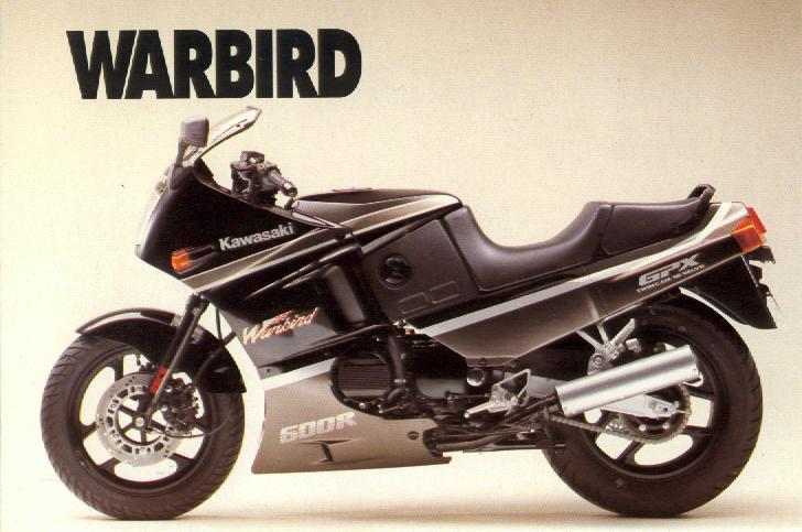 """Résultat de recherche d'images pour """"kawasaki 600 gpx warbird"""""""